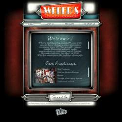 webers nostalgia supermarket stern pr omaha website design company
